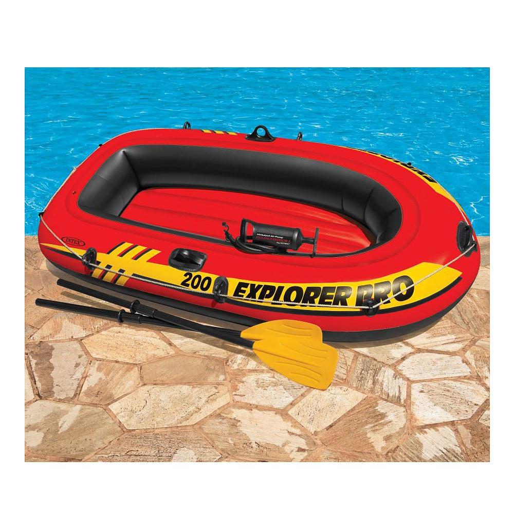 цена надувная лодка intex explorer 200