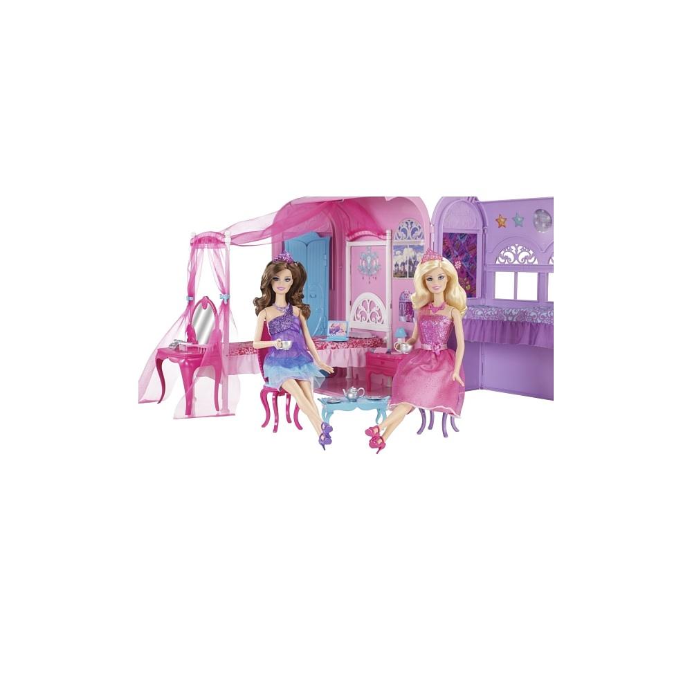 Мебели принцесса и поп звезда барби