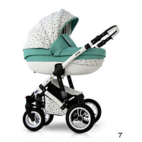 Коляска 2 в 1 Bello Babies BEBE ECO