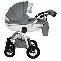 Коляска 3 в 1 Bello Babies MARI ECO PLUS